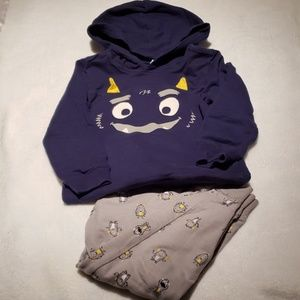 Boys Monster Outfit